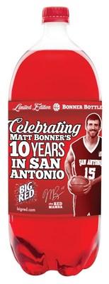 Matt Bonner Limited Edition Big Red Packaging