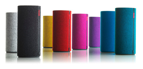 No wires, no hassle, no compromise - Libratone introduces a truly portable AirPlay® speaker