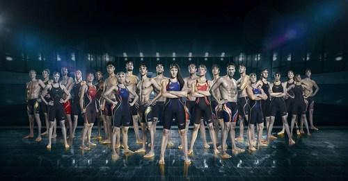 Team Speedo Federation Suits (PRNewsFoto/Speedo International)