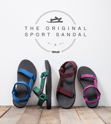 Teva Invigorates Timeless Sandal Silhouettes with Limited-Edition Offering