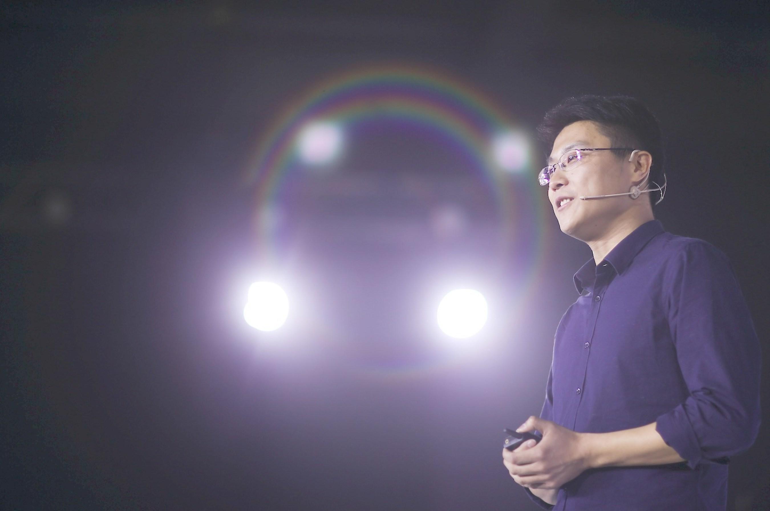 Netease Cloud Music CEO Zhu Yiwen