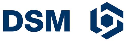 DSM logo. (PRNewsFoto/DSM Nutritional Products)