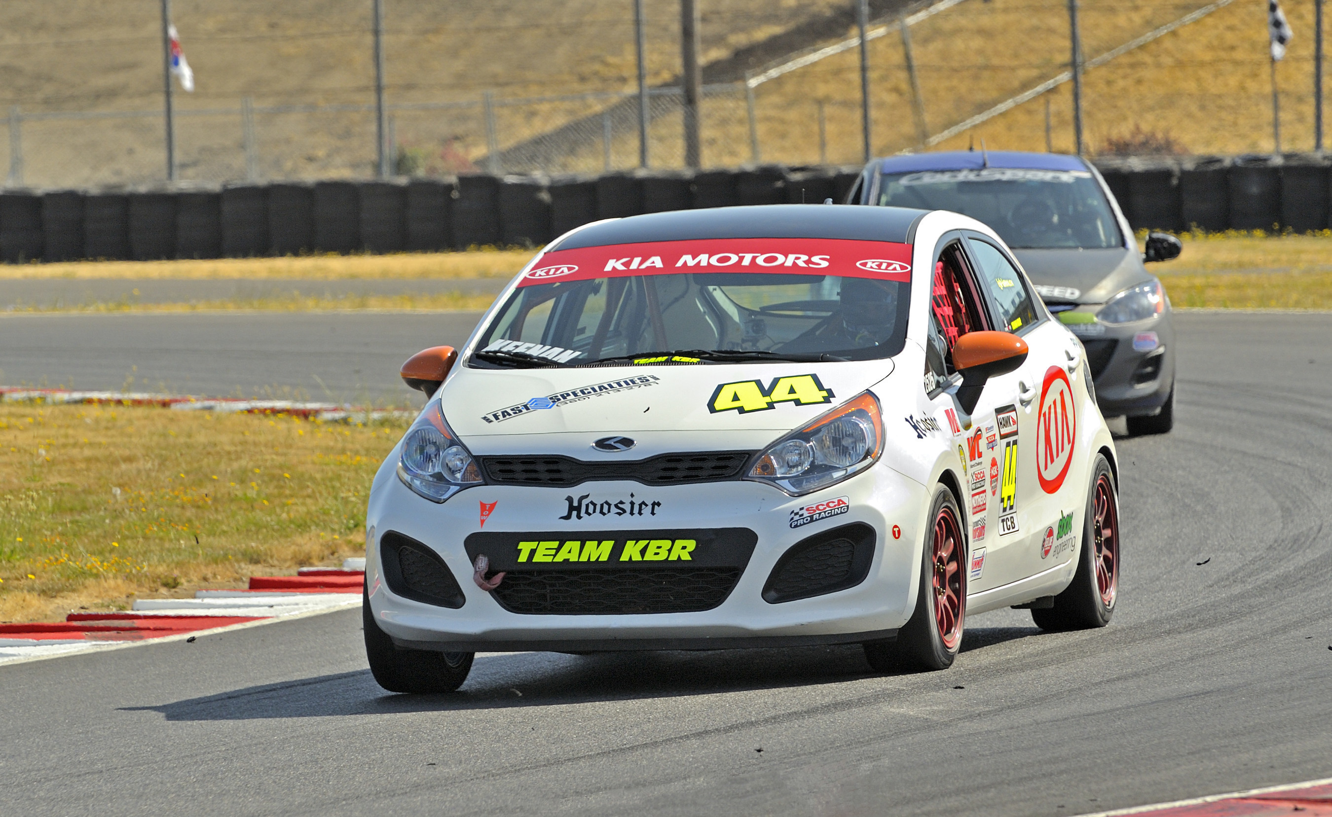 Kia Racing's grassroot efforts continue to outperform competition with back-to-back wins