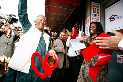 'To Catch a Dollar: Muhammad Yunus Banks on America' to Play in Theaters Nationwide, One Night Only, on March 31