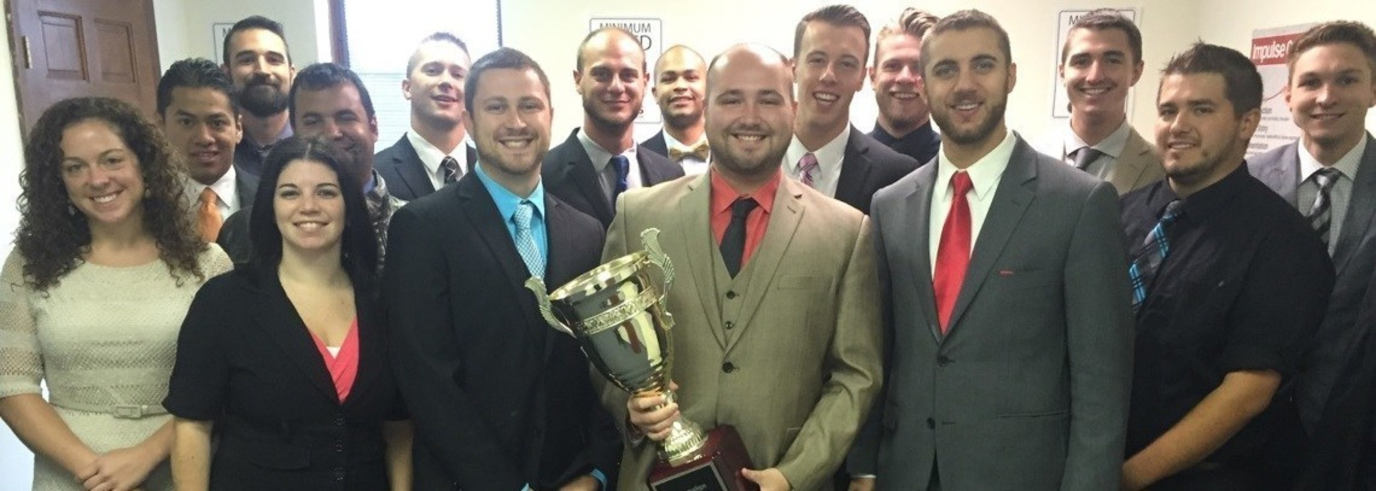 Back-to-Back Campaign Cup wins for Executive Consultant Group