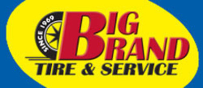 Big Brand TiresBig Brand Tire is now offering $50 discounts to customers who buy tires online at http://www.bigbrandtire.com.  (PRNewsFoto/Big Brand Tire & Service)