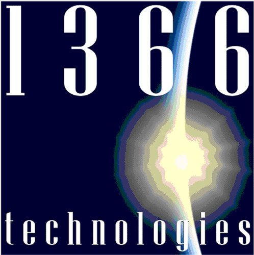 1366 Technologies Raises $20 Million Series B Financing Round