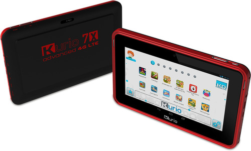 Techno Source And KD Interactive Introduce The Kurio 7x 4G LTE Kids' Tablet On The Verizon Wireless