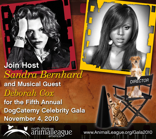 North Shore Animal League America Will Roll Out the Green Carpet for Celebrities and Their Pets at