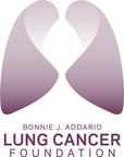 Bonnie J. Addario Lung Cancer Foundation logo. (PRNewsFoto/Addario Lung Cancer Foundation)