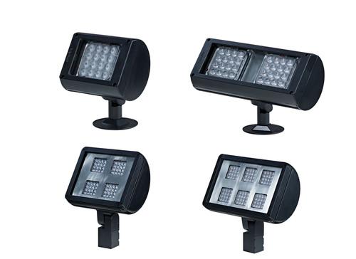 Amerlux Introduces Varieta, Diverse Range of Energy Efficient LED Flood Lights with Interchangeable