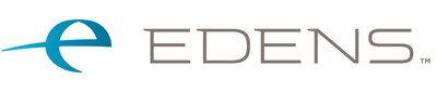 Edens & Avant announces their brand relaunch to EDENS at NY's ICSC today.  (PRNewsFoto/EDENS)