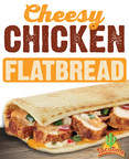 TacoTime Offers NEW Cheesy Chicken Flatbread Through June 30