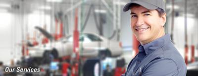 Ingram Park Mazda is home to a talented team of auto service specialists.  (PRNewsFoto/Ingram Park Mazda)
