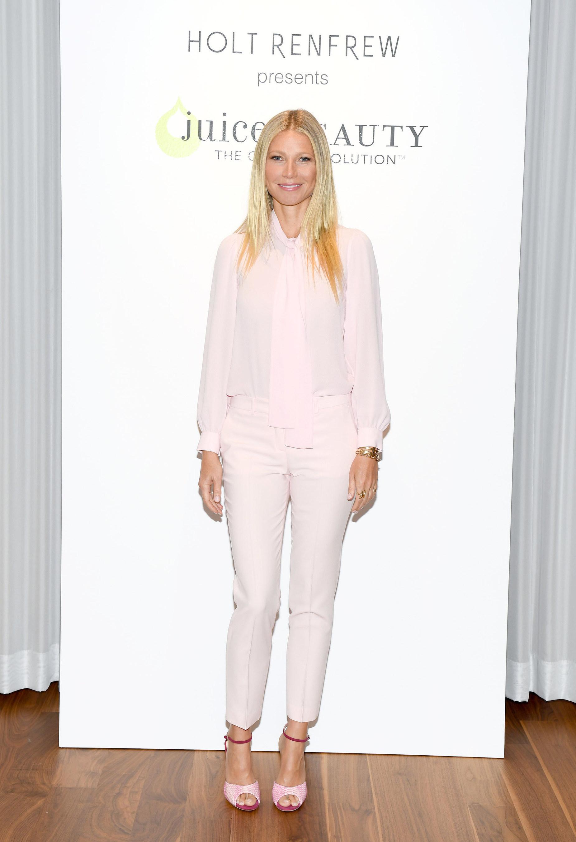 Gwyneth Paltrow at Holt Renfrew