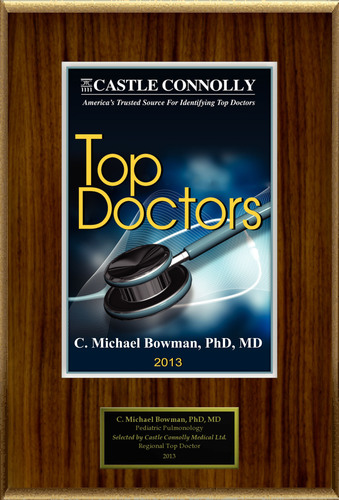 Dr. C. Michael Bowman is recognized among Castle Connolly's Top Doctors(R) for Charleston, SC region in ...