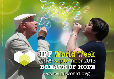 Winning entry of 2013 'Breath of Hope' photo contest. (PRNewsFoto/InterMune, Inc.) (PRNewsFoto/INTERMUNE, INC.)