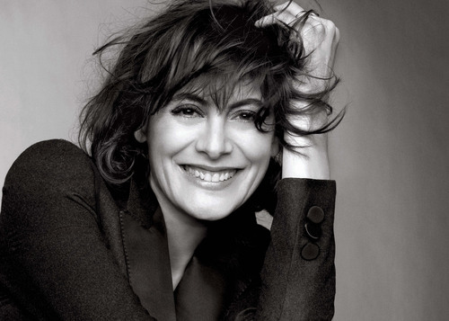 Madame Ines de la Fressange: New Global Spokesperson for L'Oreal Paris.  (PRNewsFoto/L'Oreal Paris)