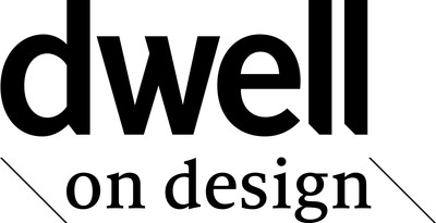 Dwell on Design Logo. (PRNewsFoto/Dwell Media)