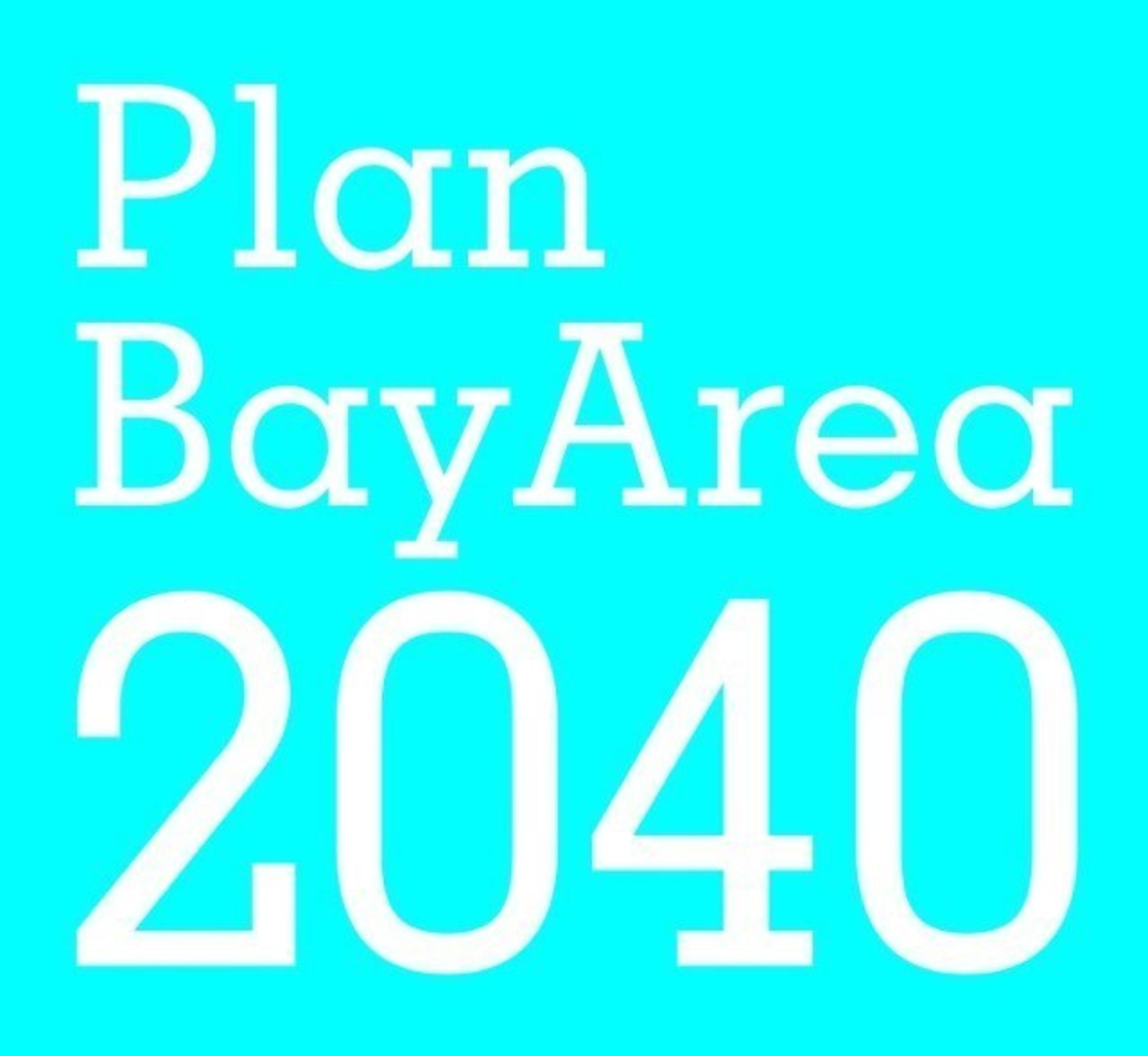 Plan Bay Area 2040 Logo