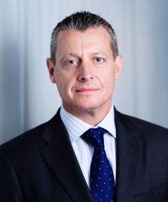 Tony Harris, Vice President, SalesRuukki Metals, Sales Western Europe & Africa.