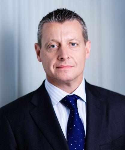Tony Harris, Vice President, SalesRuukki Metals, Sales Western Europe & Africa. (PRNewsFoto/PR NEWSWIRE EUROPE)