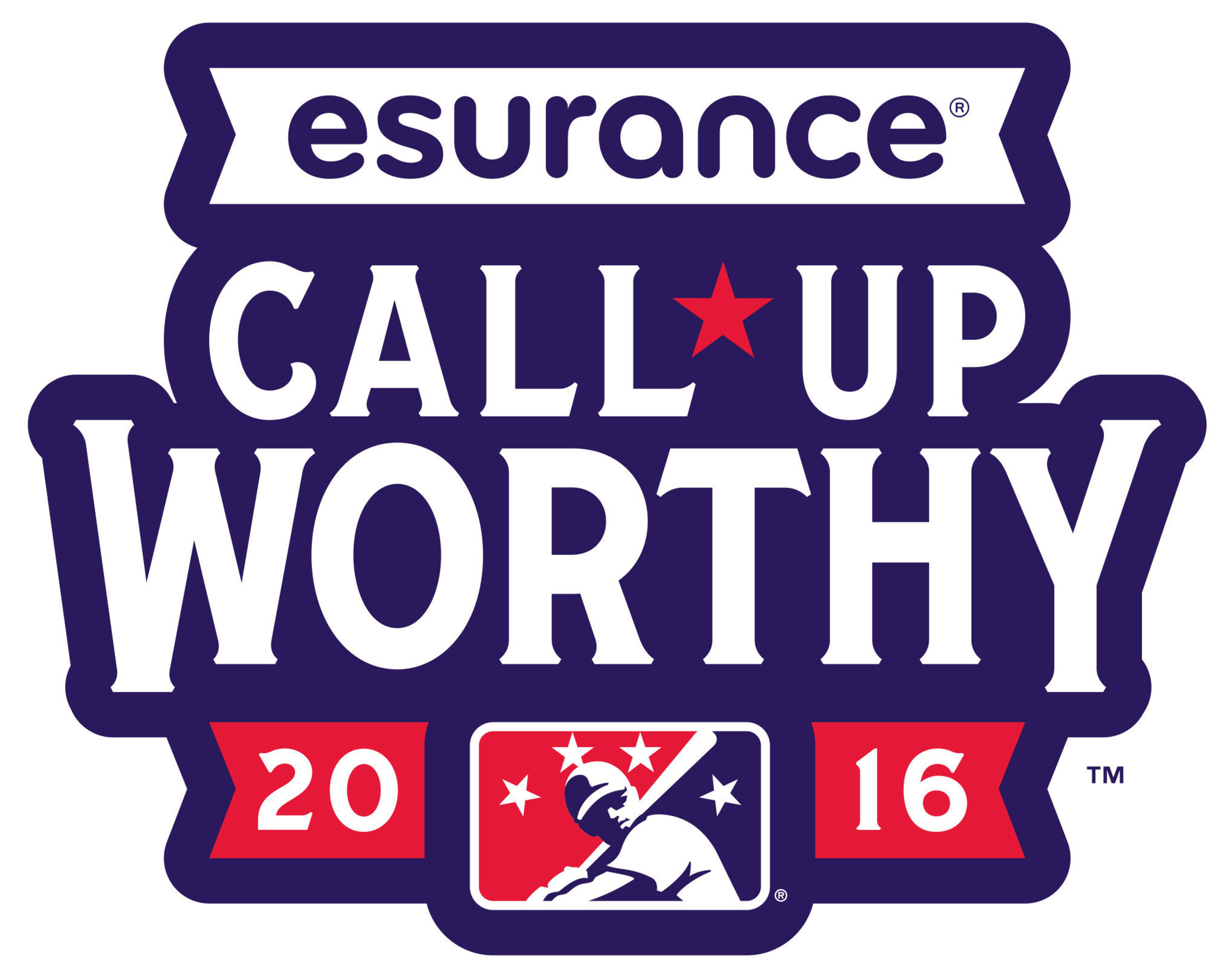 Esurance announces partnership with Minor League Baseball; create Call-Up Worthy platform.