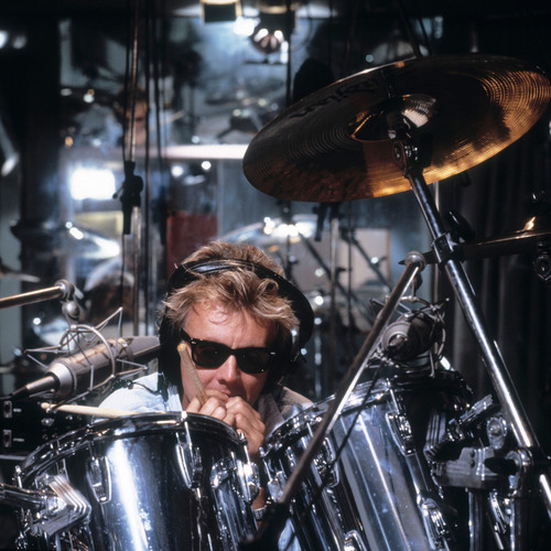 Roger Taylor.  (PRNewsFoto/Queen's Roger Taylor)