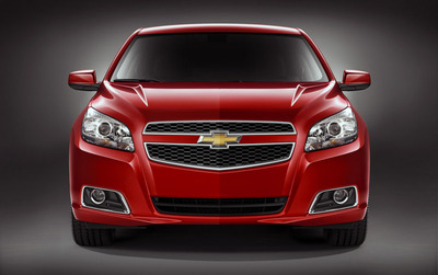 The 2013 Chevy Cruze features the space and amenities of higher level sedans.  (PRNewsFoto/Bill Jacobs Automotive Group)