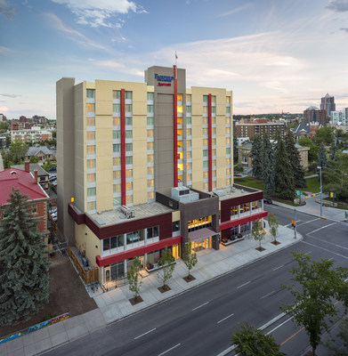 From Nov. 20, 2015 to Jan. 10, 2016, Fairfield Inn & Suites Calgary Downtown is offering special discounted rates for holiday travel - with rooms ranging from $89 to $99 per night. For information or to book reservations, visit www.marriott.com/YYCFI or call 1-403-351-6500.