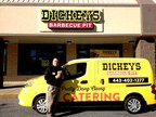 Mark Buzminsky outside the new Dickey's Barbecue Pit in Abingdon. Grand opening kicks off Thursday with big barbecue giveaways! (PRNewsFoto/Dickey's Barbecue)