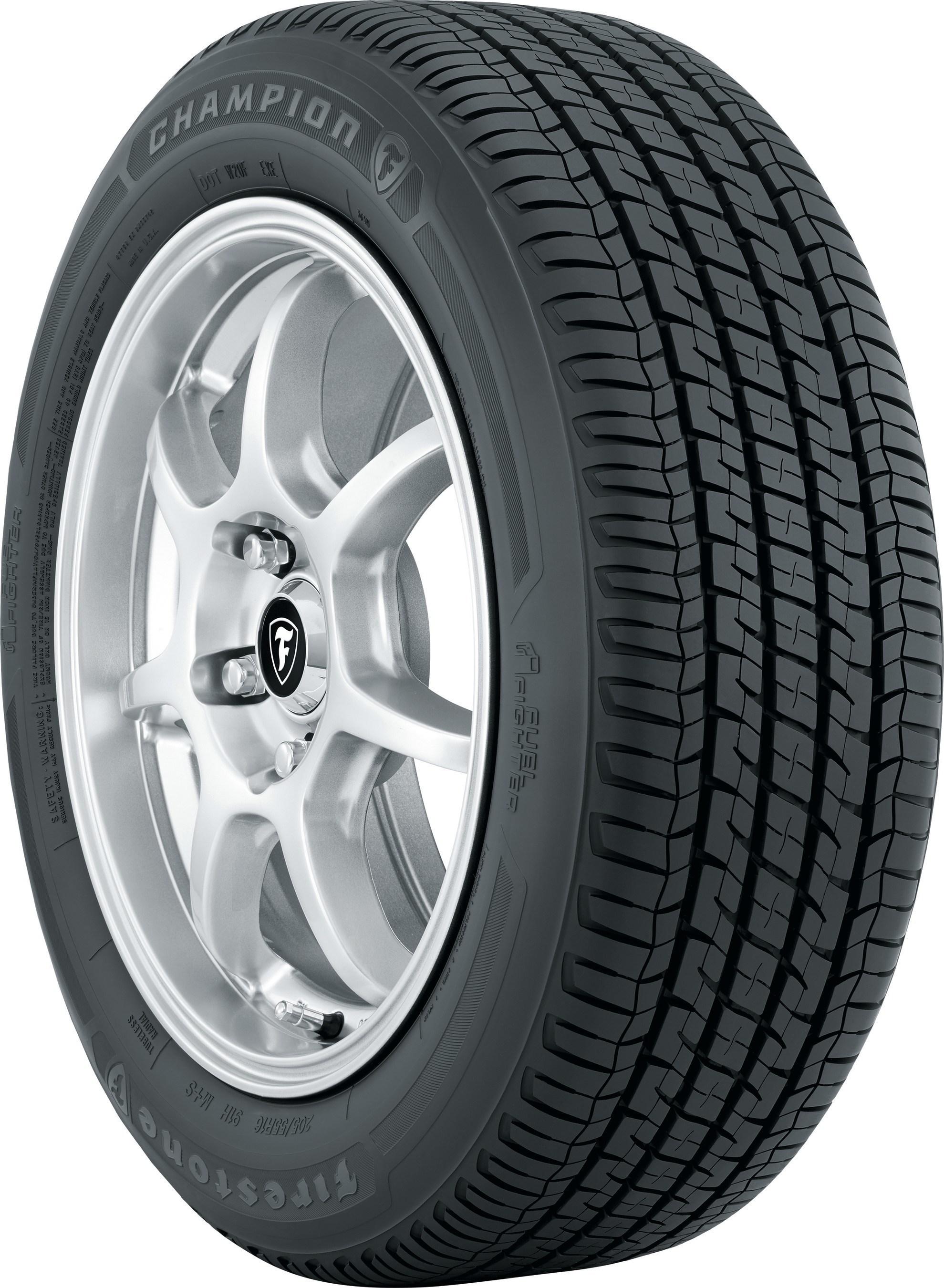 New Firestone Tire Built to Go Farther Last Longer