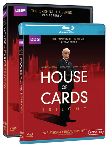 House of Cards Trilogy Remastered.  (PRNewsFoto/BBC Worldwide Americas)
