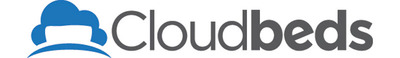 CloudBeds Logo. Please visit www.cloudbeds.com for more information