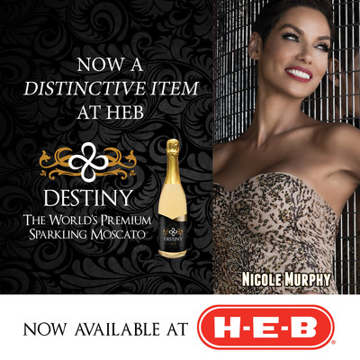 DESTINY - The World's Premium Sparkling Moscato