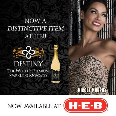 DESTINY - The World's Premium Sparkling Moscato