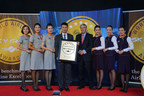 Hainan Airlines has been named as SKYTRAX Five-Star Airline for four years in a row (PRNewsFoto/Hainan Airlines Co., LTD)