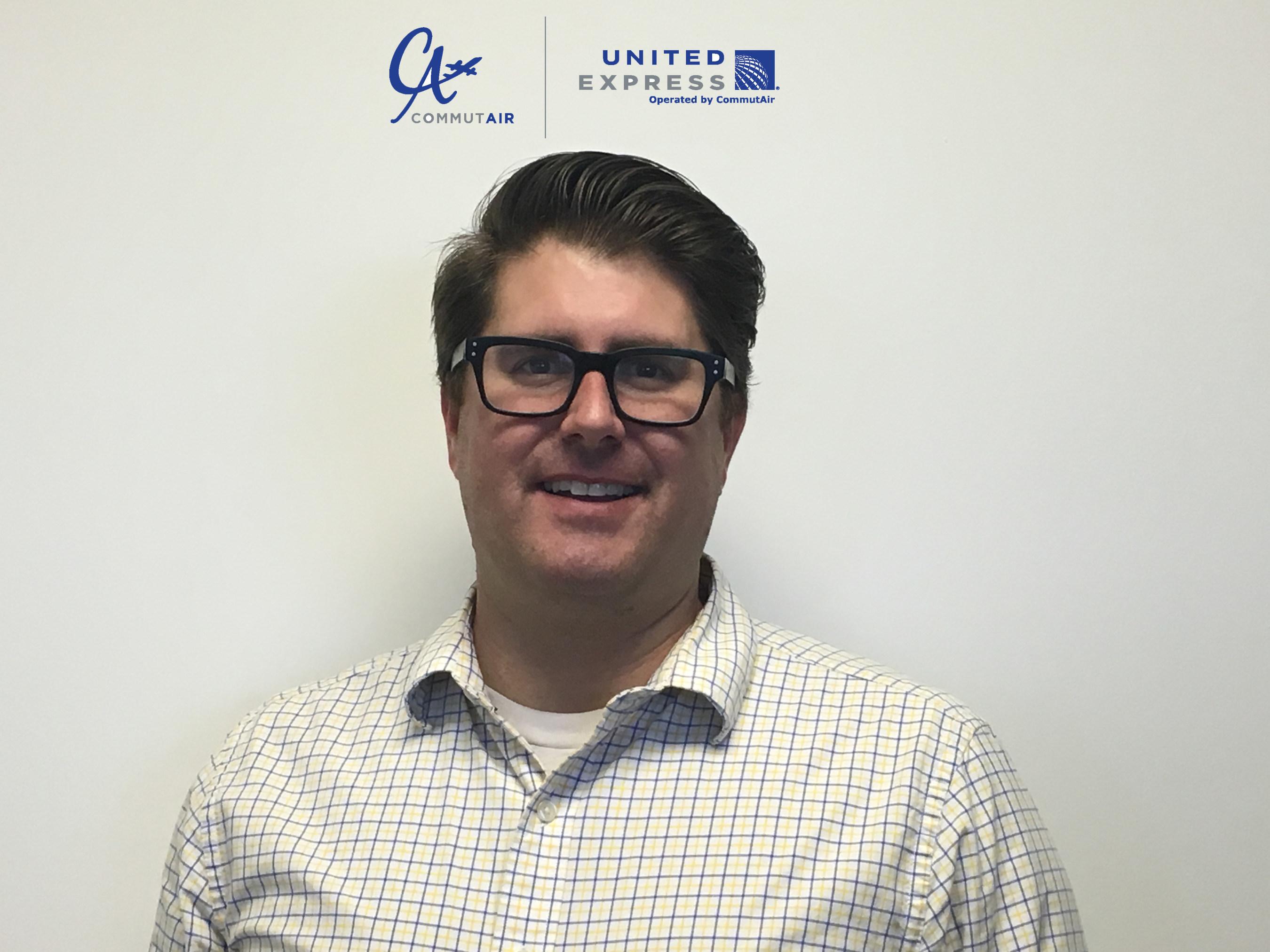 David Petris, Director of SOC and Dispatch
