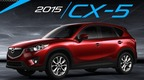 Leading the way in terms of fuel economy and sporty styling, the 2015 Mazda CX-5 remains one of the most attractive choices in its class. (PRNewsFoto/Bill Jacobs Auto Group)
