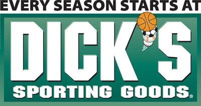 Dick's Sporting Goods.  (PRNewsFoto/Dick's Sporting Goods)