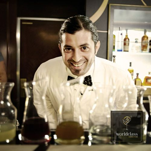 World Class Global Winner for Latin America & Caribbean 2013 Mario Seijo (PRNewsFoto/Diageo)