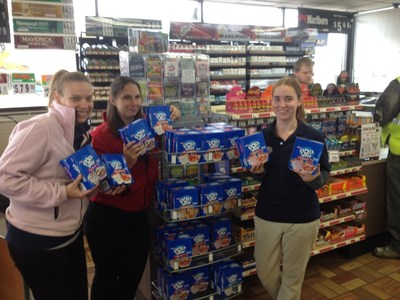 Folk Oil Company and its 31 PS Food Mart locations in Toledo, Ohio and across south-central Michigan recently supported a sales campaign to combat hunger during the fifth annual PS Food Mart Kellogg's Pop-Tarts® fundraiser.
