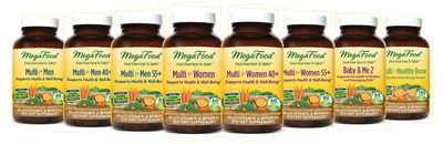 MegaFood New Multivitamin Collection