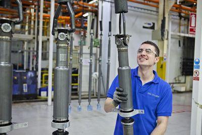 GKN Driveline Birmingham Invites Queensbury School to See Inside Manufacturing