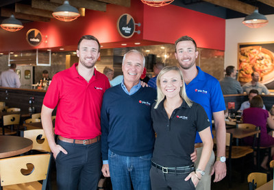 Dave Gobel and his team from KC Pie, LLC  will open their a new Pie Five Pizza Co. location in St.Joseph, Missouri
