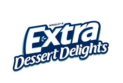 EXTRA(R) DESSERT DELIGHTS(R).  (PRNewsFoto/Wm. Wrigley Jr. Company)
