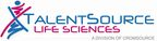 CROMSOURCE lance le service de solutions de dotation en personnel TalentSource Life Sciences