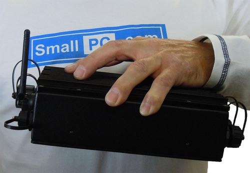 Small PC.  (PRNewsFoto/Small PC)