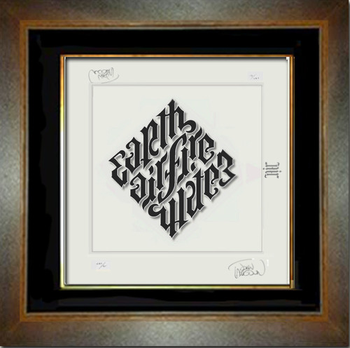 Angels & Demons Artist John Langdon Creates Limited Edition Illuminati Diamond Etching