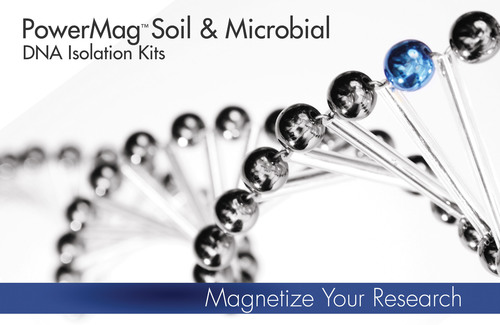 MO BIO Laboratories, Inc. Launches the PowerMag Soil and Microbial DNA Kits for automated isolation of ...